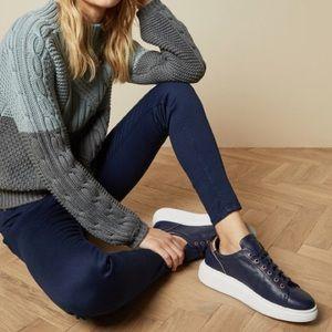 Ted Baker Dariaas Super Skinny Rinse Wash Jeans